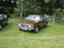 Austin Allegro (brown bodywork)