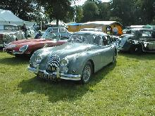 XK150 Fixed Head Coupe