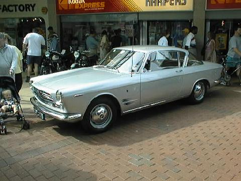 Fiat 2300/2300S Coupe