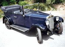 1930 AUSTIN 16/6 FOUR SEAT OPEN TOURER