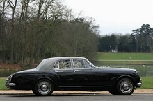 1960 Bentley S2 Continental �Flying Spur� Saloon<BR>Coachwork by H J Mulliner