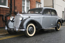 1951 Mercedes-Benz 170S Saloon