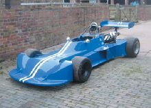 1973 BRABHAM BT 38/40 RACING SINGLE SEATER