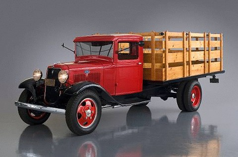 <I>The Dearborn Award-Winning</I><BR><B>1934 Ford Model BB V8 1 1/2-Ton Stake Bed Truck</b><BR>Chassis no. BB18-895504