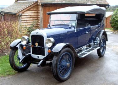 Maxwell Touring Car