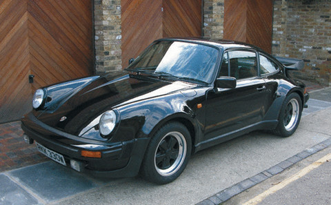 1981 Porsche 911 Turbo One Owner From New Picture Gallery