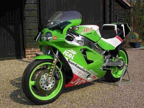 Kawasaki Ninja Zxr Auction