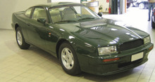 1991 Aston Martin Virage