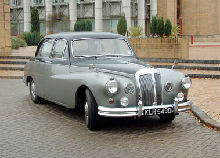 1966 DAIMLER MAJESTIC MAJOR