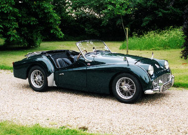 1960 triumph tr3a picture gallery motorbase. Black Bedroom Furniture Sets. Home Design Ideas
