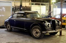 1953 Lancia Aurelia GT 3rd Series Coupe Restoration Project