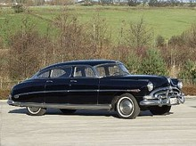 1952 Hudson Commodore Eight Sedan