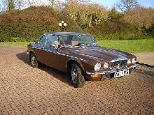 1977 Daimler Sovereign Series II 4.2-Litre Coup�