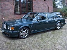 1997 Bentley Turbo RT Mulliner �Pinnacle� Sports Saloon
