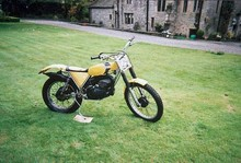 c.1976 Beamish Suzuki Trials Motorcycle