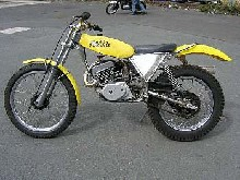 c.1976 Beamish Suzuki RL-250 Mk2 Trials Motorcycle