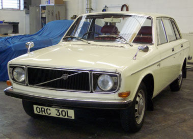 Volvo 144 Deluxe Vehicle Summary Motorbase