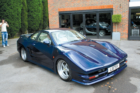 1993 Lister Storm