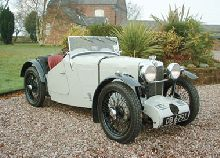 1933 MG J3 MIDGET SUPERCHARGED SPORTS