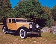 1930 Franklin Model 147 Series 14 Convertible Sedan