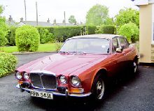 1972 DAIMLER SOVEREIGN 4.2