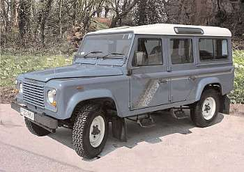 1988 Land Rover 110 Station Wagon