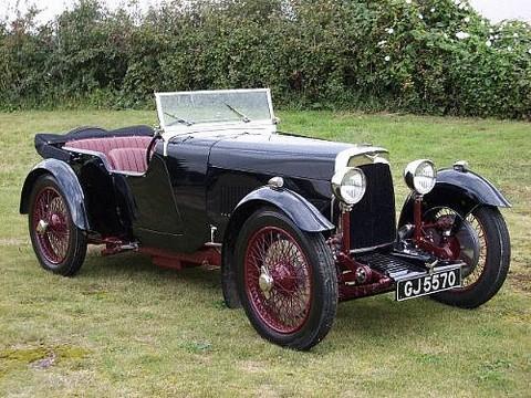 1930 Aston Martin