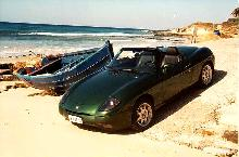Fiat Barchetta Dark Green  Fvl (1998)