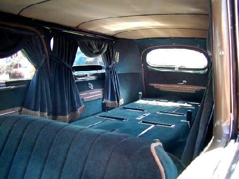 cadillac hearse interior 1941 picture gallery motorbase. Black Bedroom Furniture Sets. Home Design Ideas