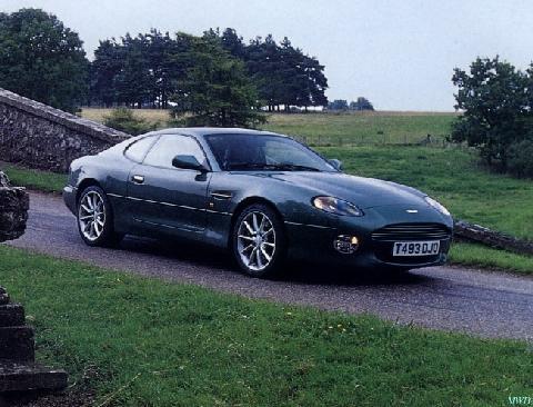 Aston Martin Db7 Vantage Voltage V12 Vehicle Summary Motorbase