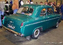 Ford Anglia Eo4a Vehicle Summary Motorbase
