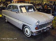 Ford Taunus 12m G13 1961 Front three quarter view