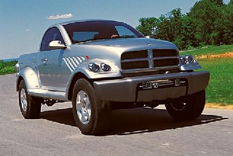 Dodge Power Wagon Concept Picture Gallery Motorbase