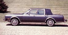 Chrysler Fifth Avenue (1984)