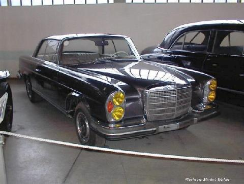 Mercedes Benz 280 Se Automatic 2 (1970)