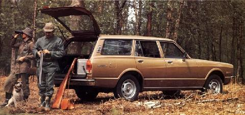 Toyota Cressida 2000 Station Wagon Grand Luxe (1977)