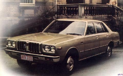 Datsun Laurel (1978)