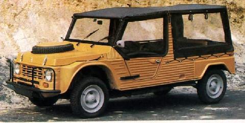 citroen mehari 4x4 1982 picture gallery motorbase. Black Bedroom Furniture Sets. Home Design Ideas