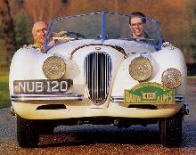 XK120 2-Seater (alloy)