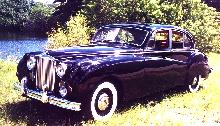 Jaguar Mk Ix Sedan Black  Fvl (1961)