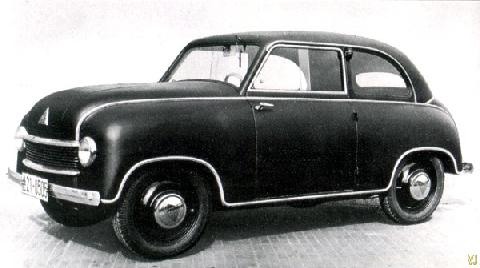Lloyd 300 Germany (1950)