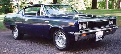 AMC Rebel Machine Blue  (1970)