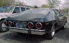 AMC Matador Coupe Black RVr   (1974)