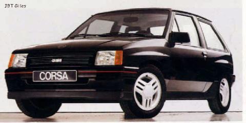 Opel Corsa Gsi 1989 Picture Gallery Motorbase