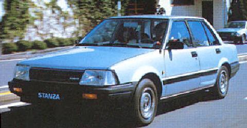 1985 nissan stanza