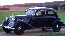 Mercedes benz 170sv vehicle summary motorbase for 1946 mercedes benz