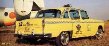 Checker Marathon Cab (1966)