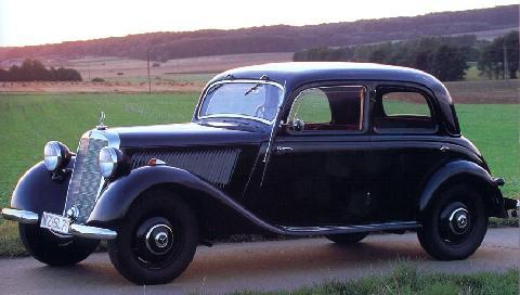 Mercedes benz 170v sv 1946 picture gallery motorbase for 1946 mercedes benz