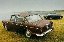 Humber Super Snipe V Saloon RV (1965)