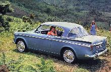 Sunbeam Rapier Series V  LF 5 (1966)
